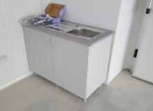 Модул за мивка в склад
