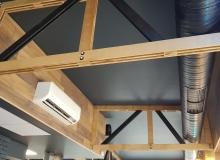 Арт инсталация - Дървени ферми