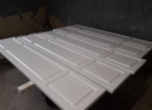 Фрезовани и боядисани врати от MDF