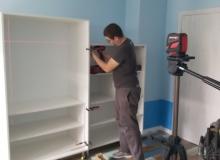 Сглобяване на гардероб