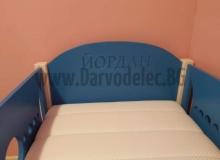 Персонализирано детско легло